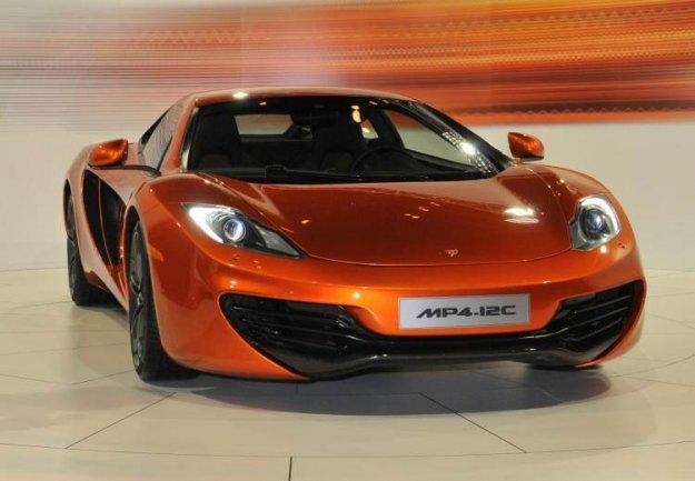 McLaren širi lovke na črno celino